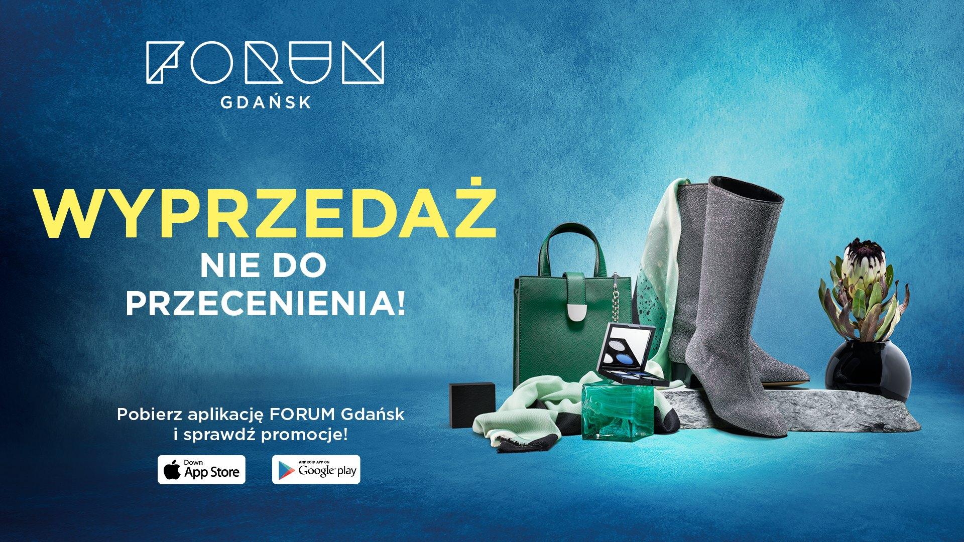 Розпочинається розпродаж в Forum Gdańsk w Поморське воеводство dab317b5cc117
