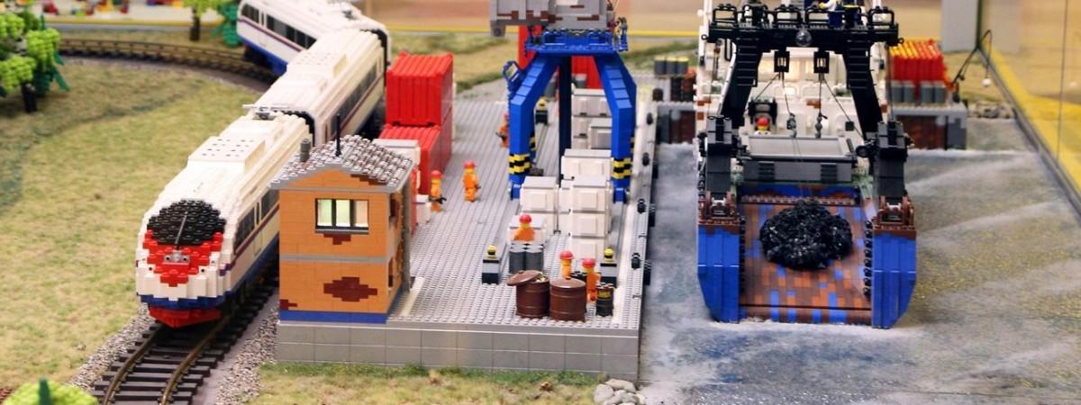Как сделано Лего 97